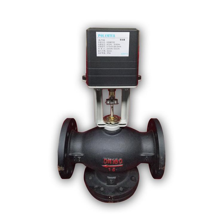 珀蓝特电动调节阀VA-7102