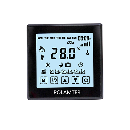 珀蓝特P302一周编程WiFi智能采暖温控器