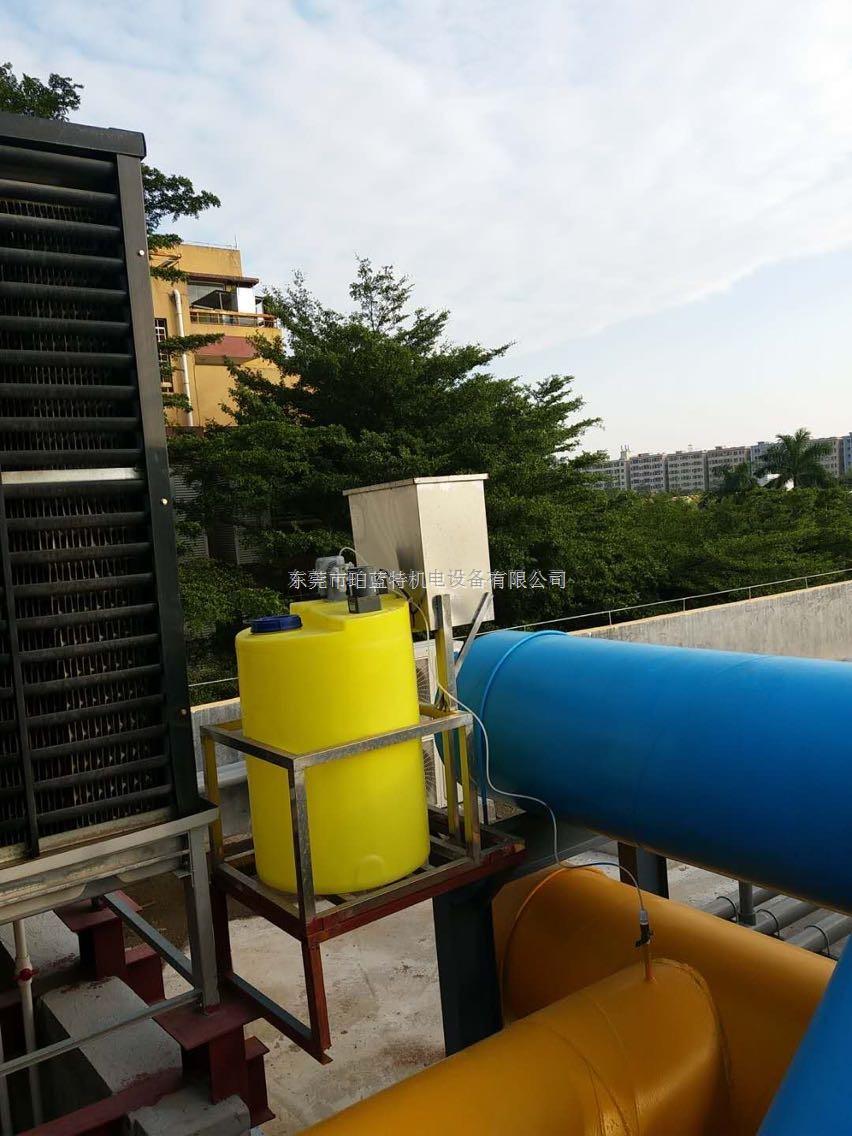 中央空调循环水化学(自动加药装置)处理解决方案