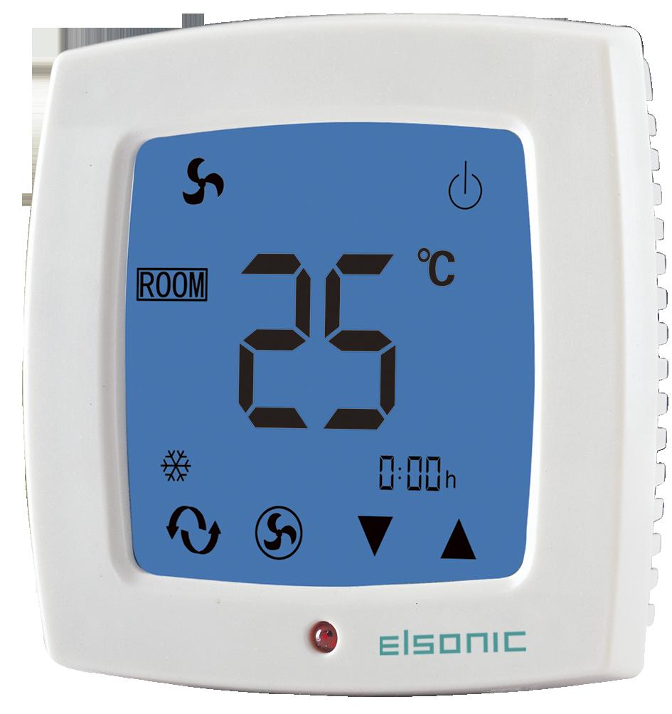 亿林AC208触摸屏温控器