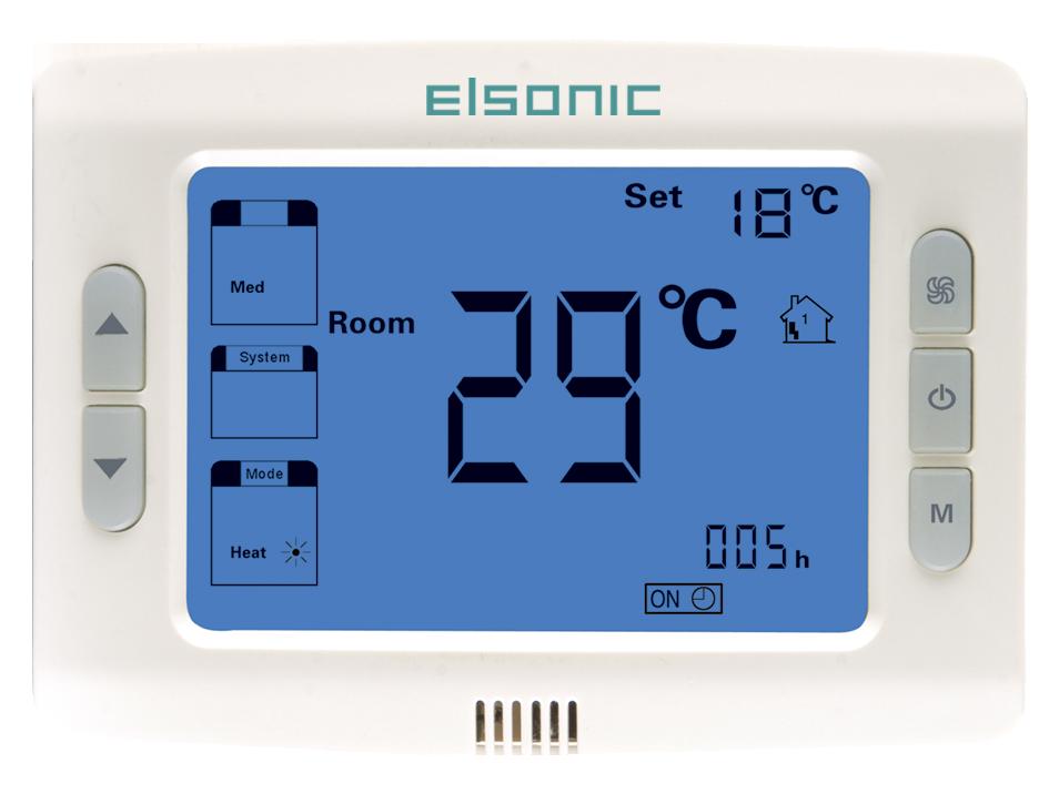 亿林AC206空调控制器