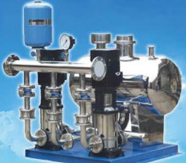 珀蓝特变频恒压供水设备
