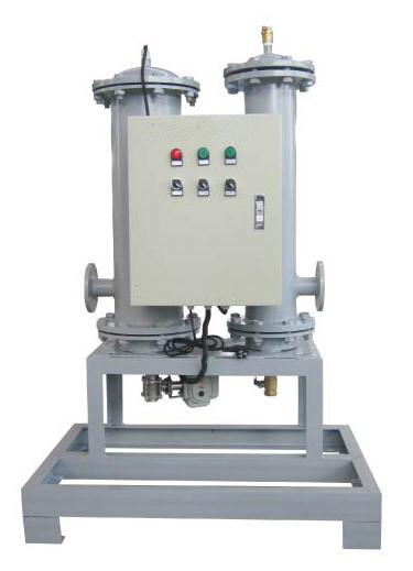 珀蓝特G型旁流水处理器