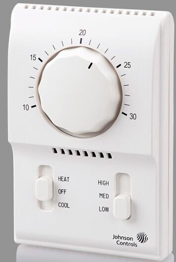 江森T2000系列<font color='red'>风机盘管温控器</font>