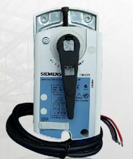 西门子GDB131.1E风阀执行器