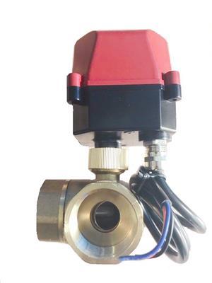 珀蓝特DQ500防水型电动球阀