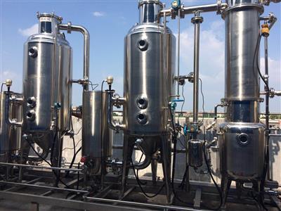 珀蓝特工业盐水分离蒸发过滤器