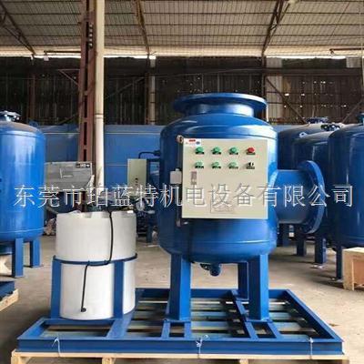 珀蓝特物化水处理系统