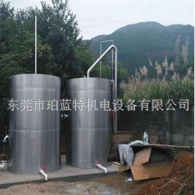 QZBW20F-PLT一体化净水设备