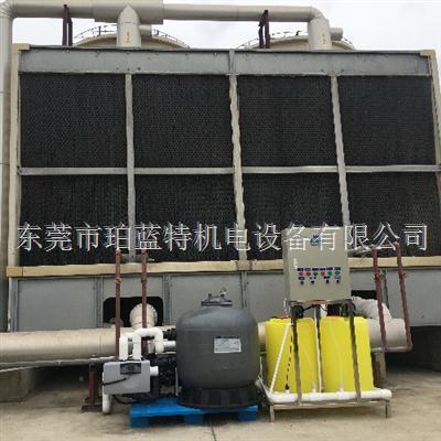 冷却塔自动清洗装置